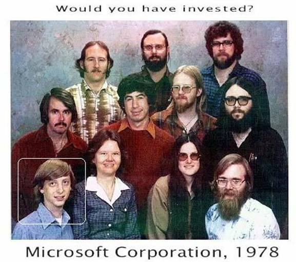 msft founders pic